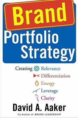Brand Portfolio Strategy By Aaker, David A.