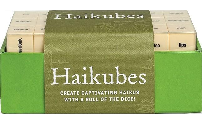 Haikubes By Forrest-pruzan Creative (COR)
